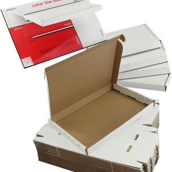 Letter PIP Boxes