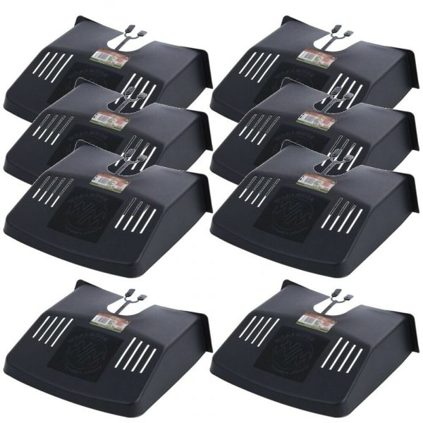 Plastic Black Drain covers