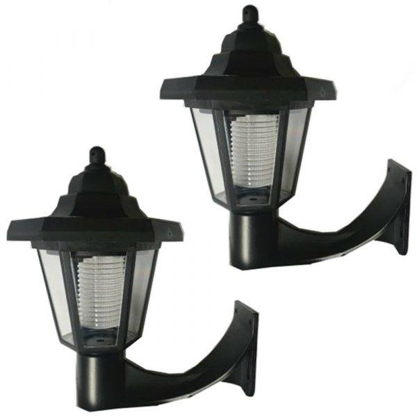 Solar LED Wall Lanterns