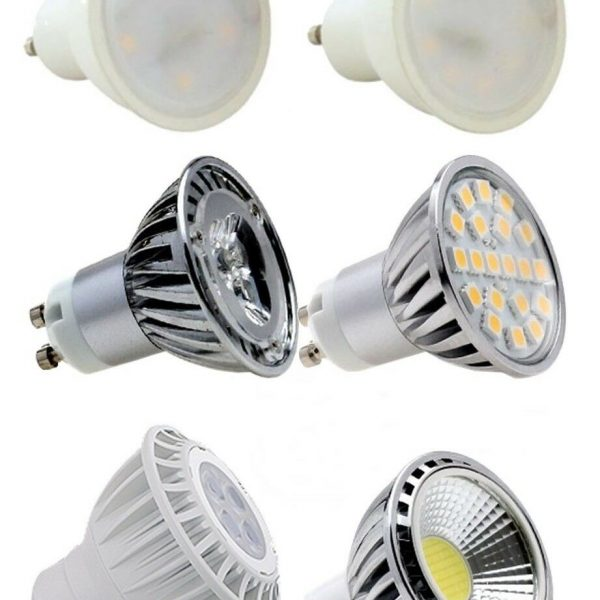 GU10 LED COB Bulbs