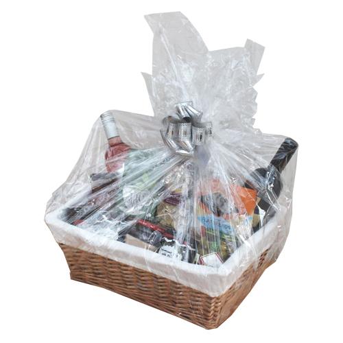 Wicker Basket Gift Set