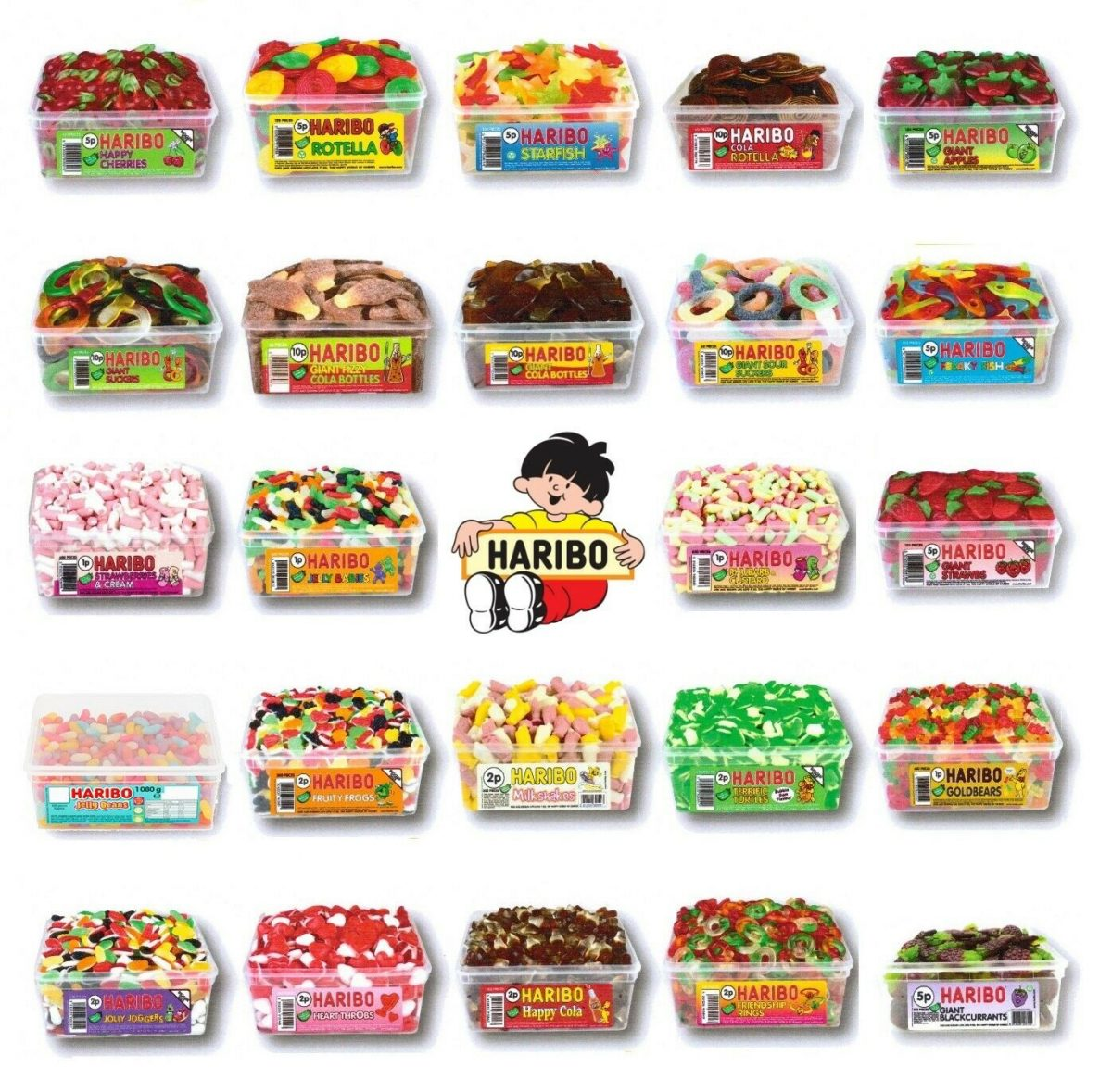 Party Favours Candy Box