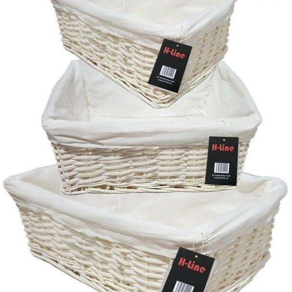 Wicker Willow Baskets