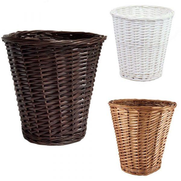 Willow Basket Bin